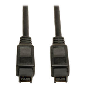 FireWire 800 IEEE 1394b Hi-speed Cable (9pin/9pin M/M) 10 ft.