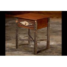 231 Birch Bark Nightstand
