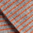 Adeline Rust & Grey Throw Product Image