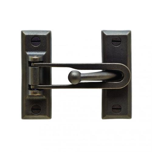 Rocky Mountain Hardware - Door Guard White Bronze Light