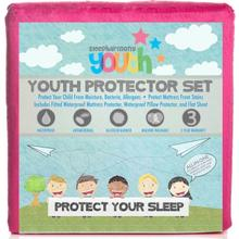 Youth Protector Set Pink