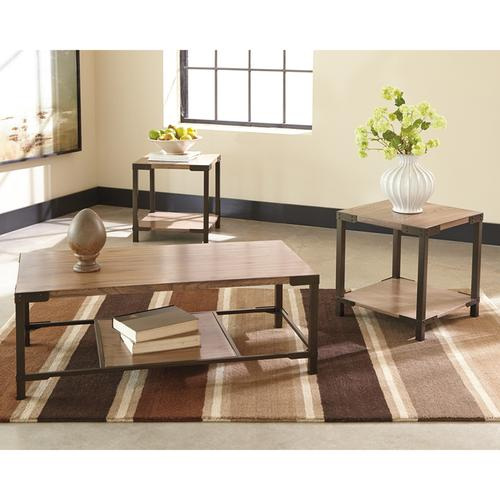 Signature Design by Ashley Dexifield 3 Piece Occasional Table Set