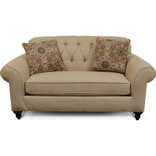 England Furniture - 5736 Stacy Loveseat