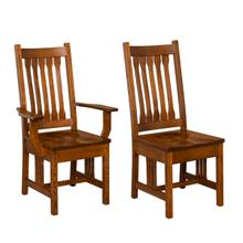 Pasadena Mission Chair