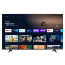"""See Details - TCL 65"""" Class 4-Series 4K UHD HDR LED Smart Android TV - 65S434"""