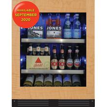24in Beverage Center Overlay Glass ADA Height