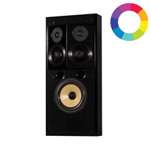 S1.8SW Three-Way, Single On-Wall Surround Speaker with Custom Finish