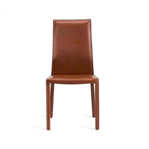 Vera Dining Chair - Cognac