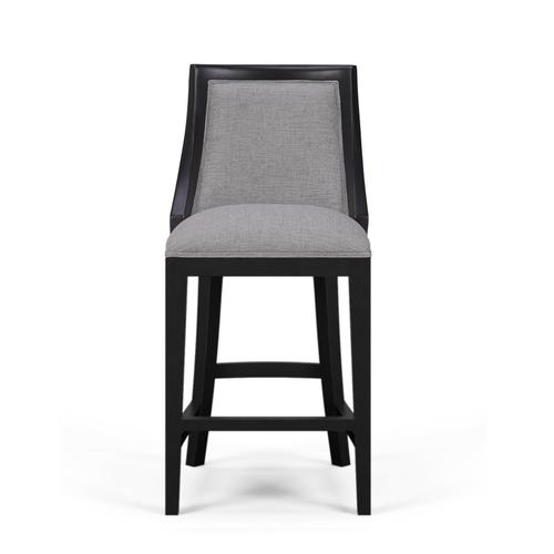 Gallery - Monarch Counter Stool w/ Rattan Back