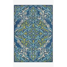 View Product - MF-16 Blue / Lime Rug