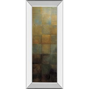 """Modra I"" By Pasion Mirror Framed Print Wall Art"