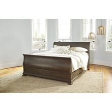 Larrenton King/california King Sleigh Footboard