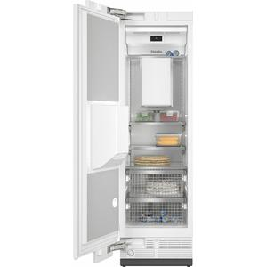 F 2671 Vi MasterCool freezer For high-end design and technology on a large scale.