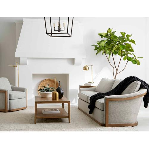 A.R.T. Furniture - Profile Upholstery-Steam Bent Sofa