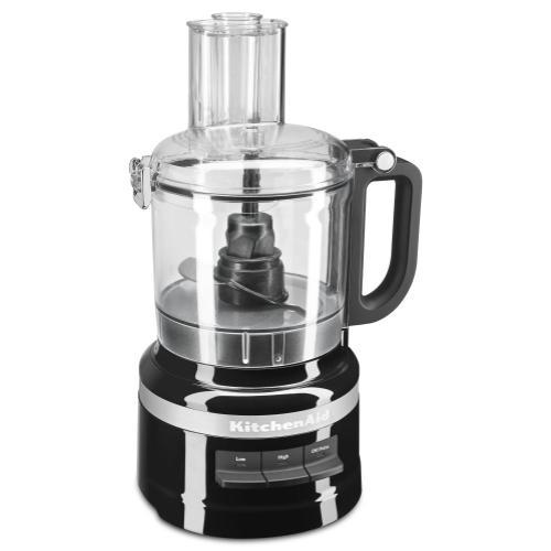 7 Cup Food Processor - Onyx Black