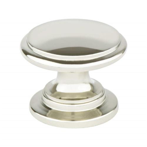 Designers Group Ten Polished Nickel Andante Knob