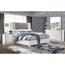 ASPEN WHITE BEDROOM