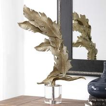 Fall Leaves Sculpture