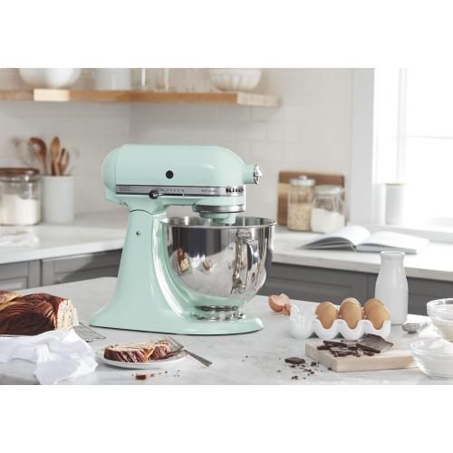 KitchenAid - Artisan® Series 5 Quart Tilt-Head Stand Mixer - Ice