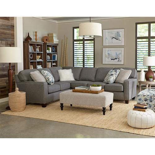 Gallery - ANNABEL SECT2 Stationary Sofa