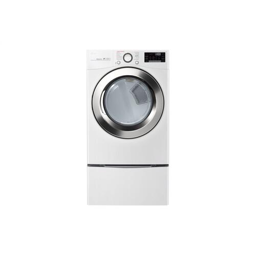 Coming Soon: 7.4 Cu. Ft. Ultra Large Capacity Smart Wi-fi Enabled Steamdryer