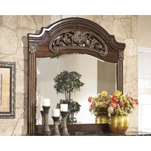 Gabriela Bedroom Mirror Dark Reddish Brown