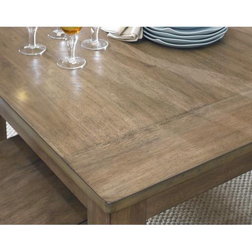 Standard Furniture - Vintage Dining Table, Honey Oak