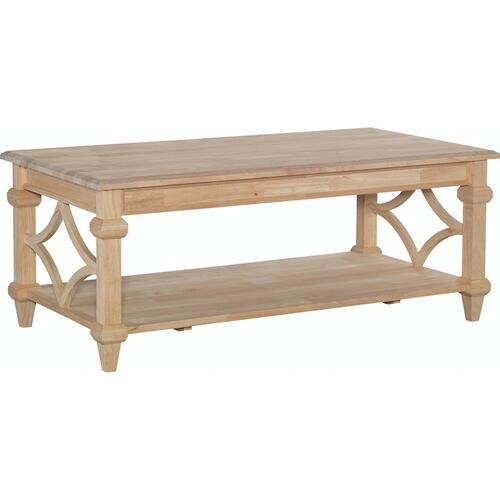 John Thomas Furniture - Devine Coffee Table