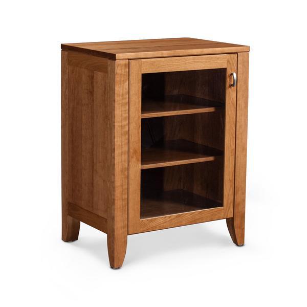 Justine Media Storage Cabinet