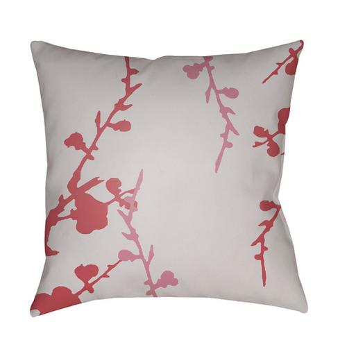 "Chinoiserie Floral CF-013 18"" x 18"""
