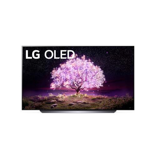 LG - LG C1 65 inch Class 4K Smart OLED TV w/AI ThinQ® (64.5'' Diag)