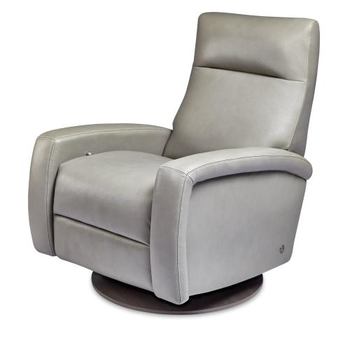 Demi Sleek Recliner Chair - American Leather