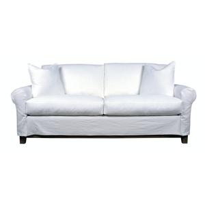 Queen Sleeper Slipcover Sofa, Standard