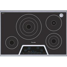 """See Details - Masterpiece 30"""" Electric Cooktop with Touch Control and Sensor Dome CES304FS"""