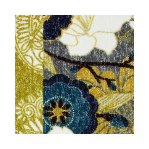 Mohawk - Secret Garden Patch, Multi- Rectangle