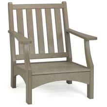 View Product - Piedmont Lounge Chair (Frame Only)