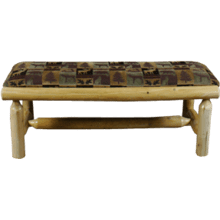 W178 Upholstered Bench
