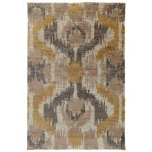 See Details - Ithaca Ikat Gold 8x10