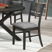 Slat Back Uph Side Chair Product Image