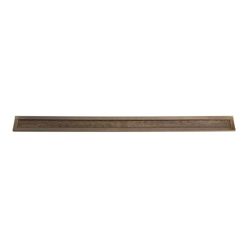 Primitive Appliance Pull 14 Inch (c-c) - Burnished Bronze