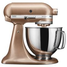 Artisan® Series 5 Quart Tilt-Head Stand Mixer - Toffee Delight
