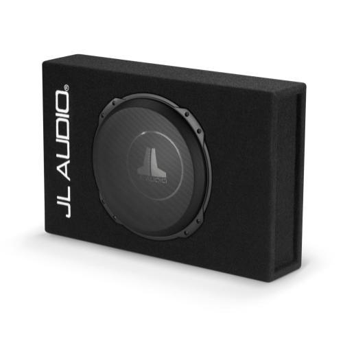 JL Audio - Single 12TW3 PowerWedge, Sealed, 2