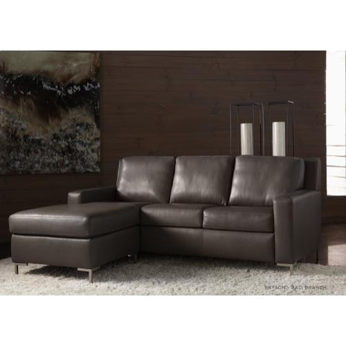 Bryson Large Sleeper Sofa - American Leather