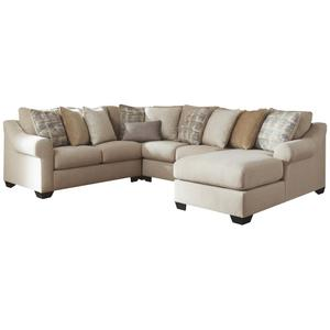 Gallery - Ingleside 4-piece Sectional With Chaise