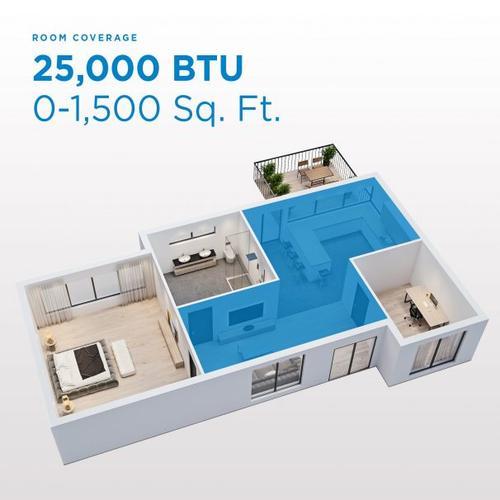 Gallery - Danby 25,000 BTU Window Air Conditioner