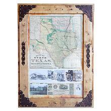 Texas Railroad Map
