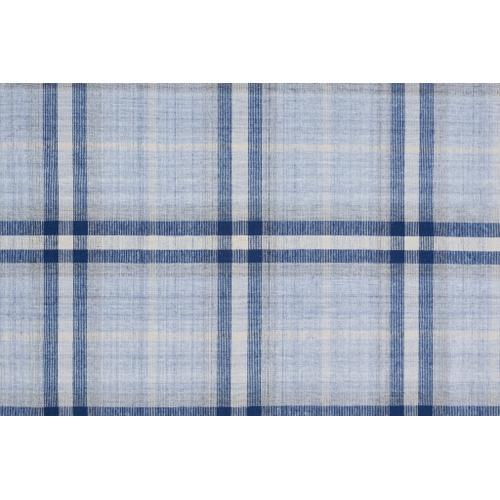 Feizy - CROSBY 0565F IN BLUE-GRAY
