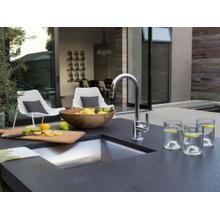 See Details - Bar Faucet - Nickel Silver