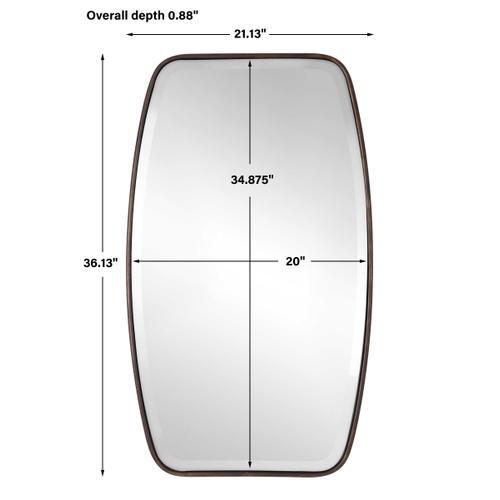Uttermost - Canillo Bronze Mirror