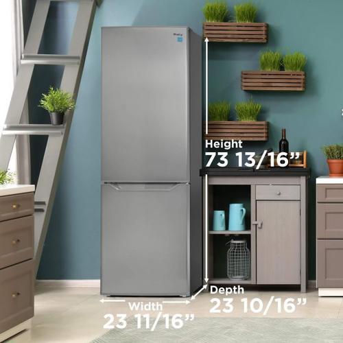 Gallery - Danby 10 Cu ft Bottom Mount Refrigerator